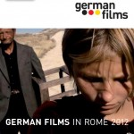 Still from Panihida as Cover Photo for the Catalogue of German films in Festival Internazionale del Film di Roma