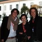 Director Ana-felicia Scutelnicu and producers Jonas Weydemann & Jakob D. Weydemann